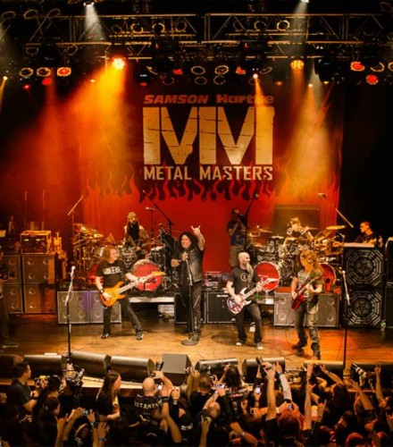 The Metal Masters